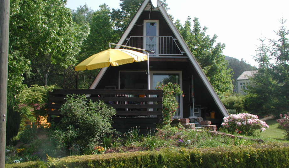 Ferienhäuser Gebhardt im Feriendorf Eichwald